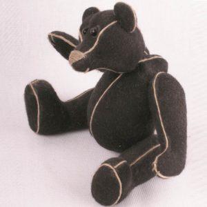 Авторский мишка Teddy. Мастер Светлана Щаденко