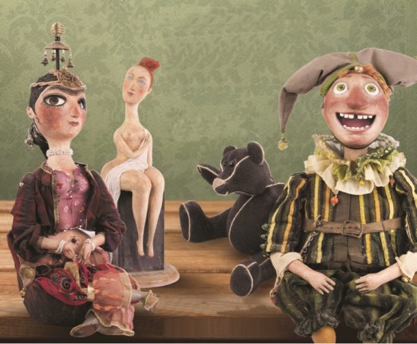 Авторские и дизайнерские куклы, маски и картины
